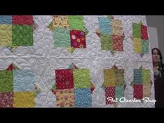 Rachel Griffith's New Book, Quilts Made with Love - Schoolhouse - Fat Quarter Shop