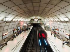 Cele mai frumoase şi interesante 20 de staţii de metrou din lume - GALERIE FOTO - Mediafax Mai, Interior Design, Nest Design, Home Interior Design, Interior Architecture, Interiors, Apartment Design