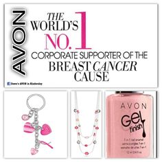 Avon Canada 2016 Breast Cancer Products- Message me or join my group today for more information.... https://www.facebook.com/groups/494959917352151/