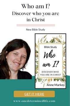 Join Anne Markey on this 7-session bible study to discover who we are in Christ and what we were made to do.Ditch the chains of expectations and base your identity in Christ and what matters most instead of what others think.Stop striving to be what the world accepts and stand firm in who God has called you.Click for more details. Christian Post, Christian Marriage, New Bible, Identity In Christ, Learning To Trust, Work From Home Moms, Understanding Yourself, Online Business, Chains