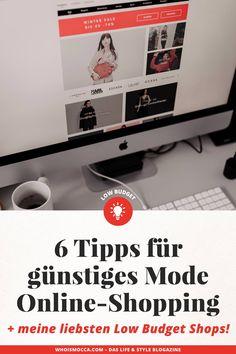 1d943df35ab0 6 Tipps für günstiges Mode Online-Shopping + meine liebsten Low Budget  Shops!