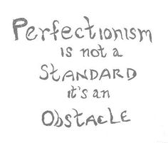 """Perfectionism is especially common in obsessive-compulsive disorder (OCD), which, like PTSD, has long been viewed as an anxiety disorder. """"OCD can happen subtly, like in the case of somebody who can't get out of the house for three hours because their makeup has to be absolutely just right and they have to keep starting over,"""" Winston says."""