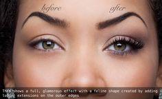 Beauty Review: Eyelash Extensions Make Asian Eyes Pop