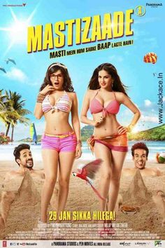 Watch Mastizaade Full Movie Online 2016 English Subtitles – Bollywood Movies