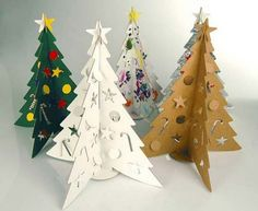 Below are the And Unique Recycled Christmas Tree Decoration Ideas. This post about And Unique Recycled Christmas Tree Decoration Ideas … Recycled Christmas Tree, Cardboard Christmas Tree, Creative Christmas Trees, Modern Christmas, Christmas Crafts, Christmas Ornaments, Xmas Trees, Christmas Door Decorations, Holiday Decor