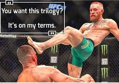 Connor Mcgregor has made it clear. If there is a 3rd fight. It will be at 155lbs. REMATCH???#ufc #ufc202 #ireland #diazbrothers #Fightnight #champion #redemtion #boxingforum #fit #train #rematch #teammcgregor #vegas #tmobliearena #danawhite #moneymaker #trilogy #heart #FOY #teamDiaz #monster #budlight