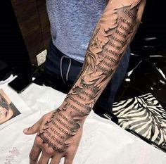 Babsi tattoo - My most beautiful tattoo list Leg Tattoos Small, Black Ink Tattoos, Large Tattoos, Skin Tear Tattoo, Ripped Skin Tattoo, Forarm Tattoos, Body Art Tattoos, Hand Tattoos, Tatoos