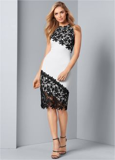 Lace Detail Dress,High Heel Strappy Sandals Formal Dress Shops, Formal Dresses, Venus Swimwear, Latest Fashion For Women, Womens Fashion, Mix And Match Bikini, Lace Detail, Stretch Lace, Barbie Clothes