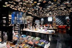 Cook & Book, Brussels ~ Twelve of the world's most beautiful bookshops - in pictures