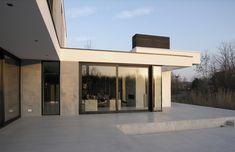 Woonkamer, tuinkamer als paviljoen ontworpen