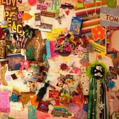 Awesome collage of awesomeness in my room!