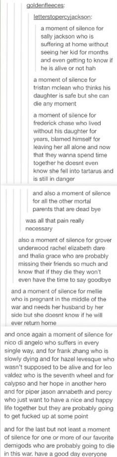 Thank you. I am now crying.