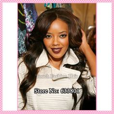 Vcurvy angela simmons curvy models and curvy free shipping body wave brazilian virgin hair glueless full lace human hair wigs for black women pmusecretfo Image collections