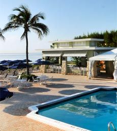 Poolside Oceanside Bar Delray Beach Club Florida