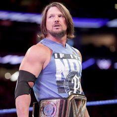 John Cena and Dean Ambrose confront AJ Styles: photos