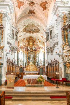 PFARREI ST. JAKOB CHAM   Kirchen und Kapellen