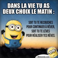 pour 1 fois que les minions sont pas cons. Emoticons Text, Funny Emoticons, French Phrases, French Quotes, Funny Texts, Funny Jokes, Minion S, Funny Minion, Funny Stickers