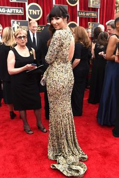 We can't stop looking at these dresses from the SAG Awards!