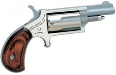 NAA NAA-22M Mini-Revolver 5RD 22MAG 1.625