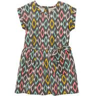 Short-Sleeve Print Jersey Dress- Carter's