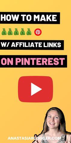 Marketing Logo, Small Business Marketing, Online Business, Digital Marketing, Make Money Online, How To Make Money, Amazon Affiliate Marketing, Pinterest For Business, Pinterest Pinterest