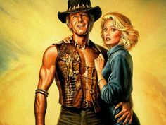 Images for Desktop: crocodile dundee wallpaper by Hern Nash-Williams (2017-03-28)