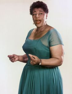 Ella Jane Fitzgerald (April 1917 – June was an American jazz singer, sometimes referred to as the First Lady of Song, Queen of. Jazz Artists, Jazz Musicians, Music Artists, Music Pics, My Music, Billy Holiday, Nelson Riddle, Breathe In The Air, Ella Fitzgerald