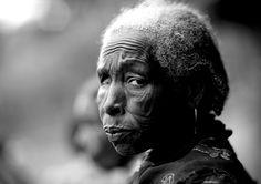 Old one eyed Borana woman by Eric Lafforgue, via Flickr