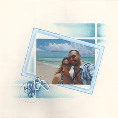 Premier moment sur la plage - Emilie Pidance