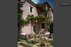 Stone Villa in Skripero, Corfu in Skripero
