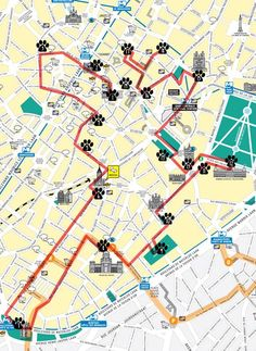 ruta bruselas
