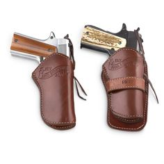 Sportsman's Guide has your Classic Old West Styles® 1911 year Strapped Belt Holster available at a great price in our Holsters collection 1911 Holster, Gun Holster, 1911 Grips, 1911 Pistol, Colt M1911, Cz P07, Bug Out Gear, Custom Leather Holsters, Western Holsters