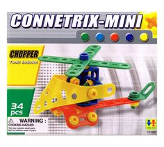 Connetrix Construction Toys Mini Chopper  https://www.greenanttoysonline.com.au/connetrix-mini-chopper
