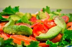This Simple Healthy Salad Burns Fat and Helps You Loose Weight
