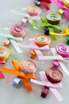Lollipop Clips