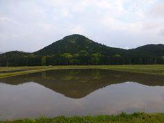春日地域 小富士山