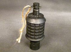 Japanese WW2 Type 91 Hand Grenade: