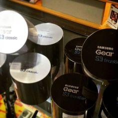Samsung Gear S3 já em stock! http://ift.tt/2jCBZAW