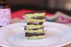 Healthy Andes Mints...a creamy, minty after-dinner treat that's actually good for you!