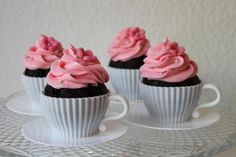 Cupcakes | Sockerrus - The Sweet Blog