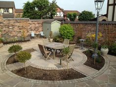 Image result for cobbled patio