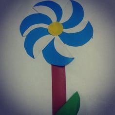 free flower craft idea for kids | Crafts and Worksheets for Preschool,Toddler and Kindergarten