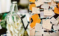 8 ideias fofas para inovar no livro de assinaturas da festa | Capricho