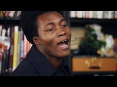 Benjamin Clementine: Tiny Desk Concert - YouTube