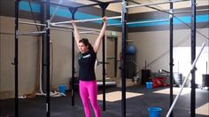 CrossFit - Butterfly Pull Ups