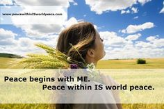 www.peacewithinISworldpeace.com