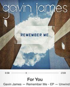 For You - Gavin James