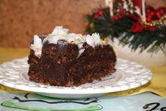 Prajituri si alte bunatati : Prajitura cu ciocolata si nuca