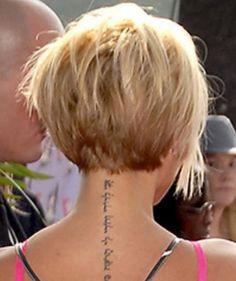 Image result for Pixie Haircut Back View Description