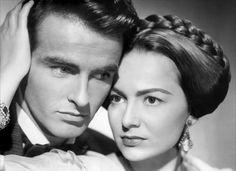 Puro teatro. <em>La heredera </em>, basada en un obra de teatro, fue la consagración artística de Monty, junto a una de las grandes damas del cine, Olivia de Havilland.